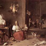 David Teniers il Giovane – Interno di Cucina (1644)