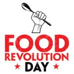 Il Food Revolution Day e le orecchiette con spinaci con uvetta e pinoli