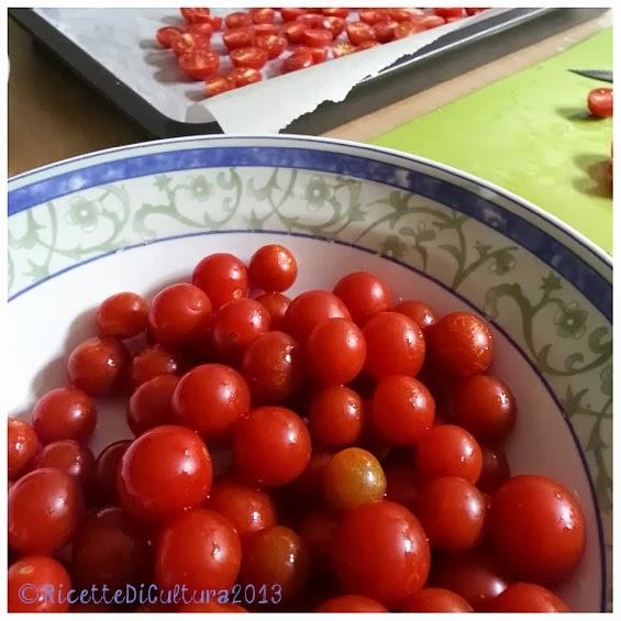 Pomodorini sott'olio, il sapore dell'estate è al sicuro!