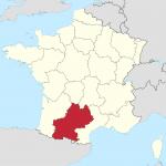 """Flaune de l'Aveyron per giugno e il Calendario Culinario """"La France à table"""""""