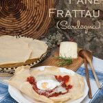 Pane carasau e frattau per Informacibo, la Cucina Italiana nel Mondo