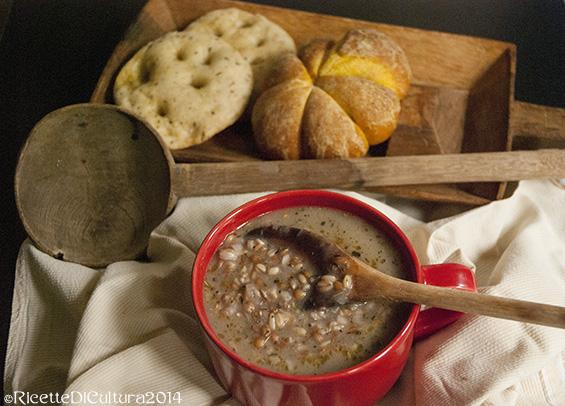 Zuppa? Sette ricette contro il freddo Una raccolta di idee per una cena semplice, nutriente e caldissima