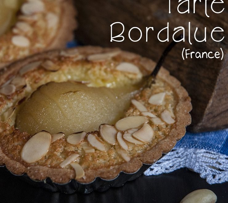 tarte bordalue