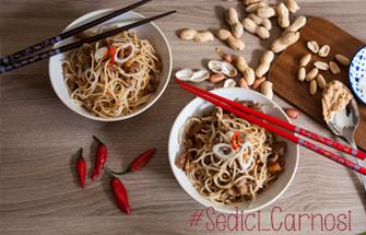 sedici-carnosi-noodles-maiale-arachidi