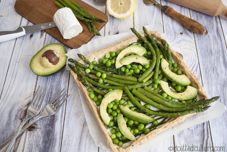 All Green – Torta salata da servire fredda