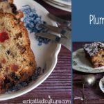 Plumcake inglese tradizionale