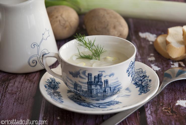 Soupe Vichyssoise