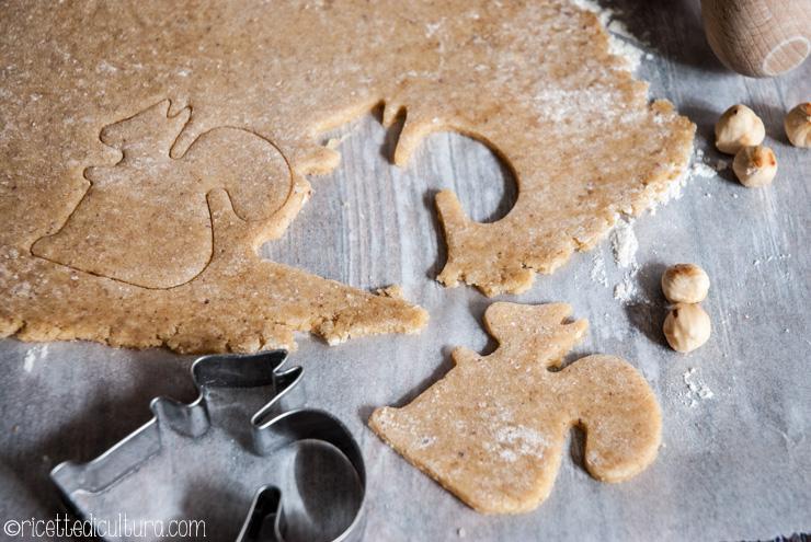 Pastafrolla alle nocciole La base perfetta per crostate e biscotti ma con più gusto