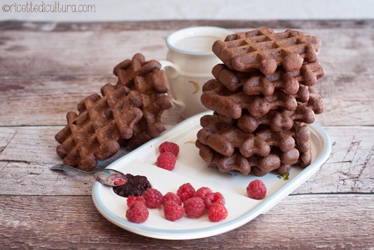 waffles-vegan