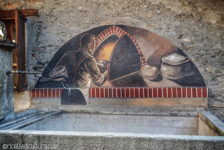 Usseaux, tra i borghi più belli d'Italia L'8 e 9 dicembre c'è anche Installarte, i mercatini di Natale nelle antiche stalle del paese