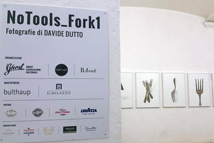 No Tools – Fork1 di Davide Dutto Il primo capitolo di No Tools, il percorso fotografico dedicato agli utensili da tavola