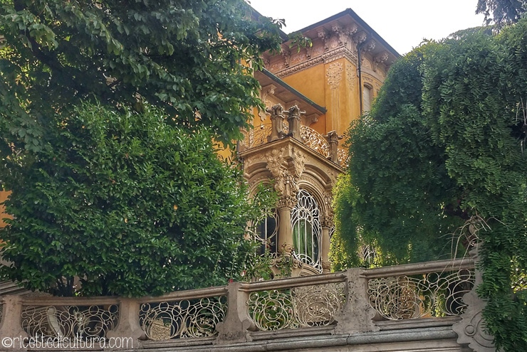 Art Nouveau Week – la settimana del Liberty Dall'8 al 14 luglio visite guidate e iniziative per celebrare l'Art Nouveau