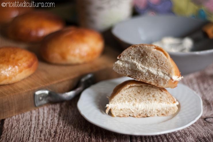 Bollos de mantequilla Da Bilbao i paninetti al burro più golosi che ci siano