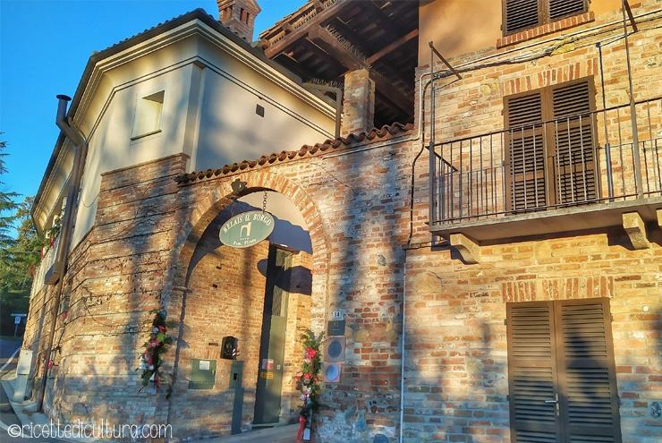 Relais il Borgo di Cioccaro Una parentesi di tranquillità tra le colline del Monferrato