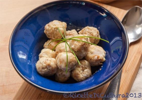 Canederli: la tradizione sbarca sulla tavola del Natale Gli gnocchi di pane tipici dei paesi di lingua tedesca
