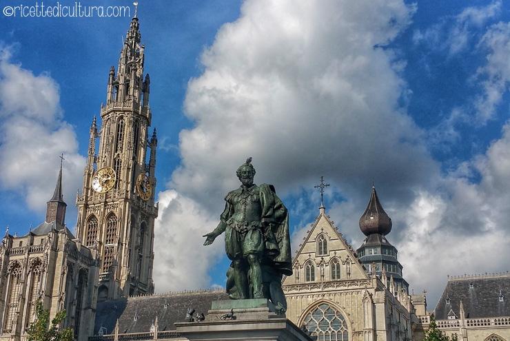 Anversa, gioiello delle Fiandre Con l'aria delle metropoli del nord Europa e un cuore che pulsa vitalità