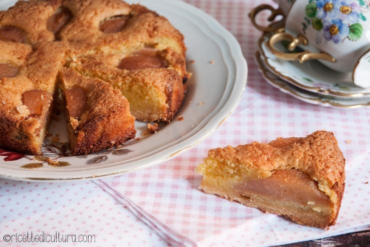 Tarte Bourdaloue La torta di pere parigina per antonomasia
