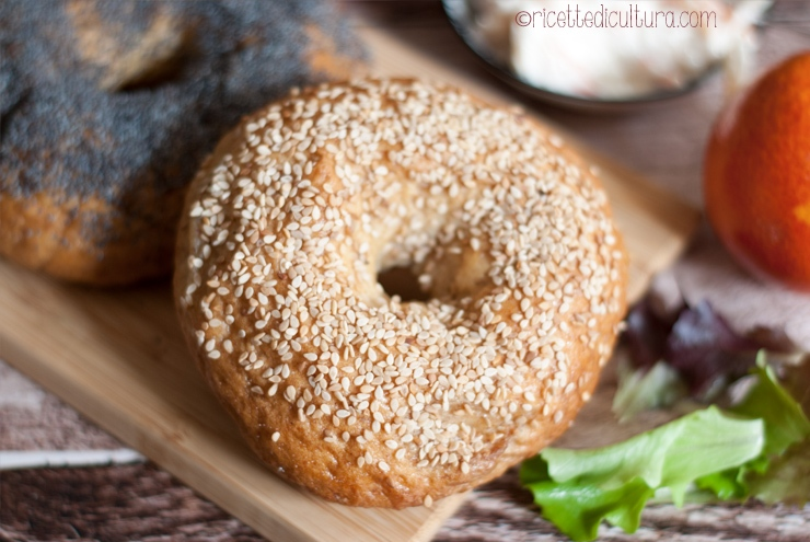bagels-homemade