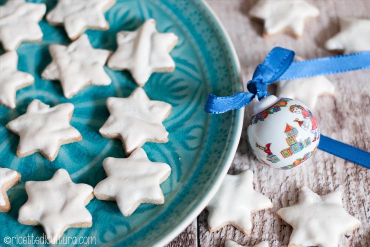Biscotti Di Natale Zimtsterne.Zimtsterne Ricette Di Cultura