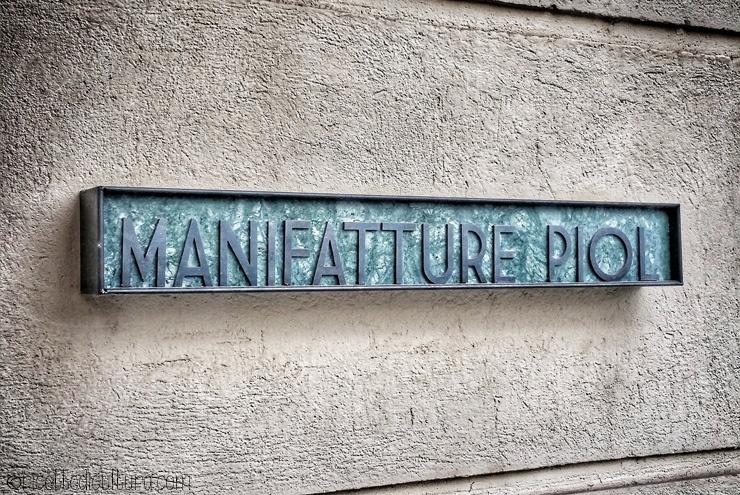 Manifatture Piol – gusto contemporaneo Via Fratelli Piol 63 a Rivoli