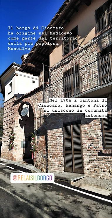 Relais il Borgo di Cioccaro