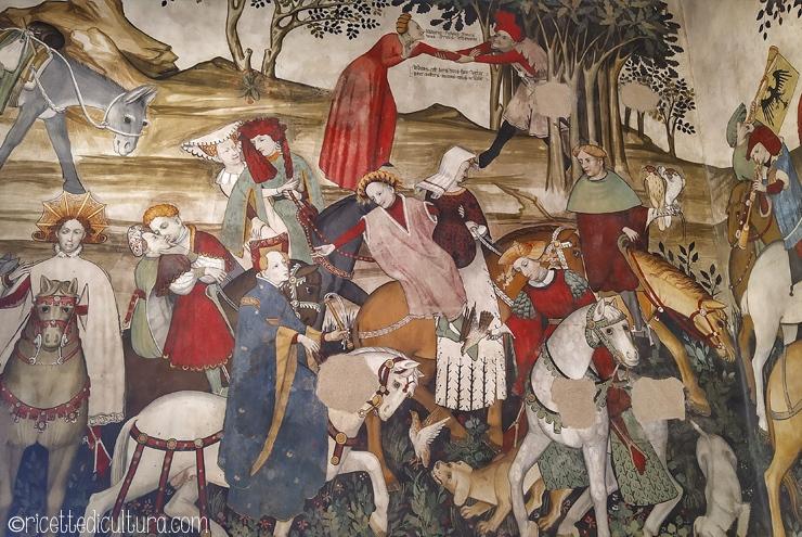 A spasso nel saluzzese e a Saluzzo: storia e cultura Itinerario di una giornata tra cultura e buona tavola