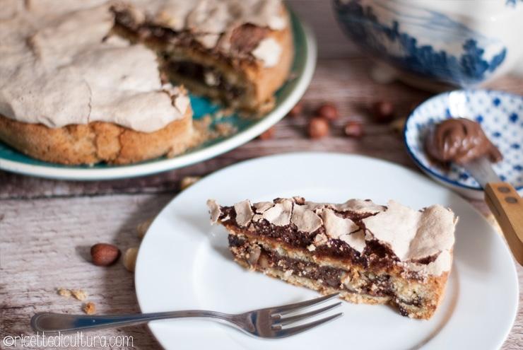 Torta ricciolina del Monte Amiata La torta che dà il benvenuto all'autunno