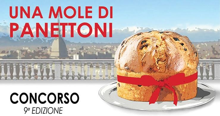 Panettone artigianale, mon amour Una Mole di Panettoni torna per la 9° edizione
