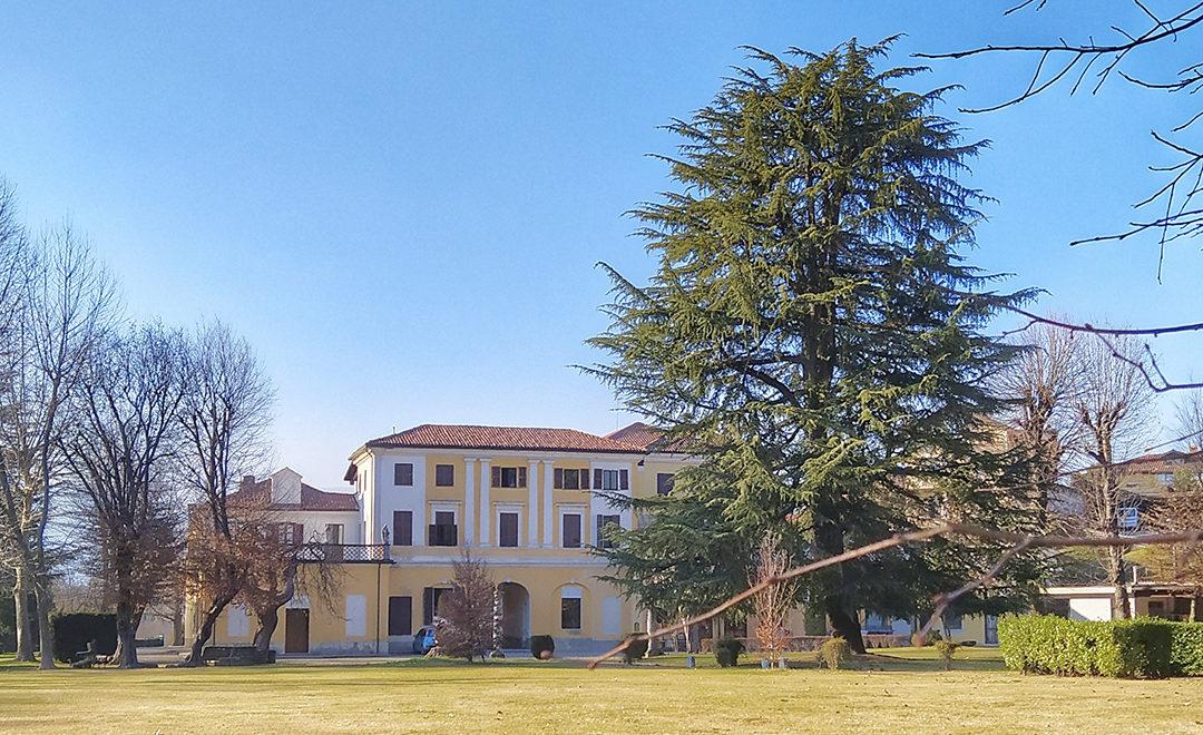 Villa Lascaris, oasi di pace a Pianezza A sette chilometri da Torino, un luogo da scoprire